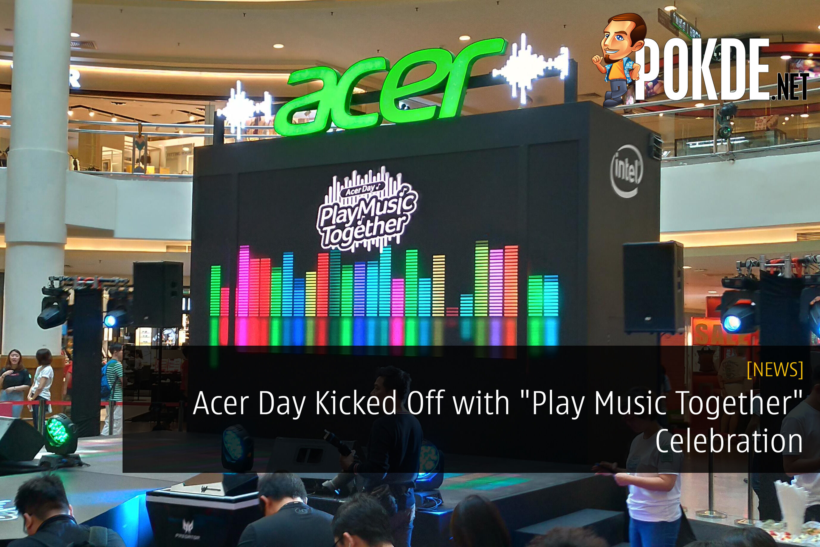 "Acer Day Kicked Off with ""Play Music Together"" Celebration - Shows Off Acer Swift 7, Switch 7, and Predator Helios 300 22"