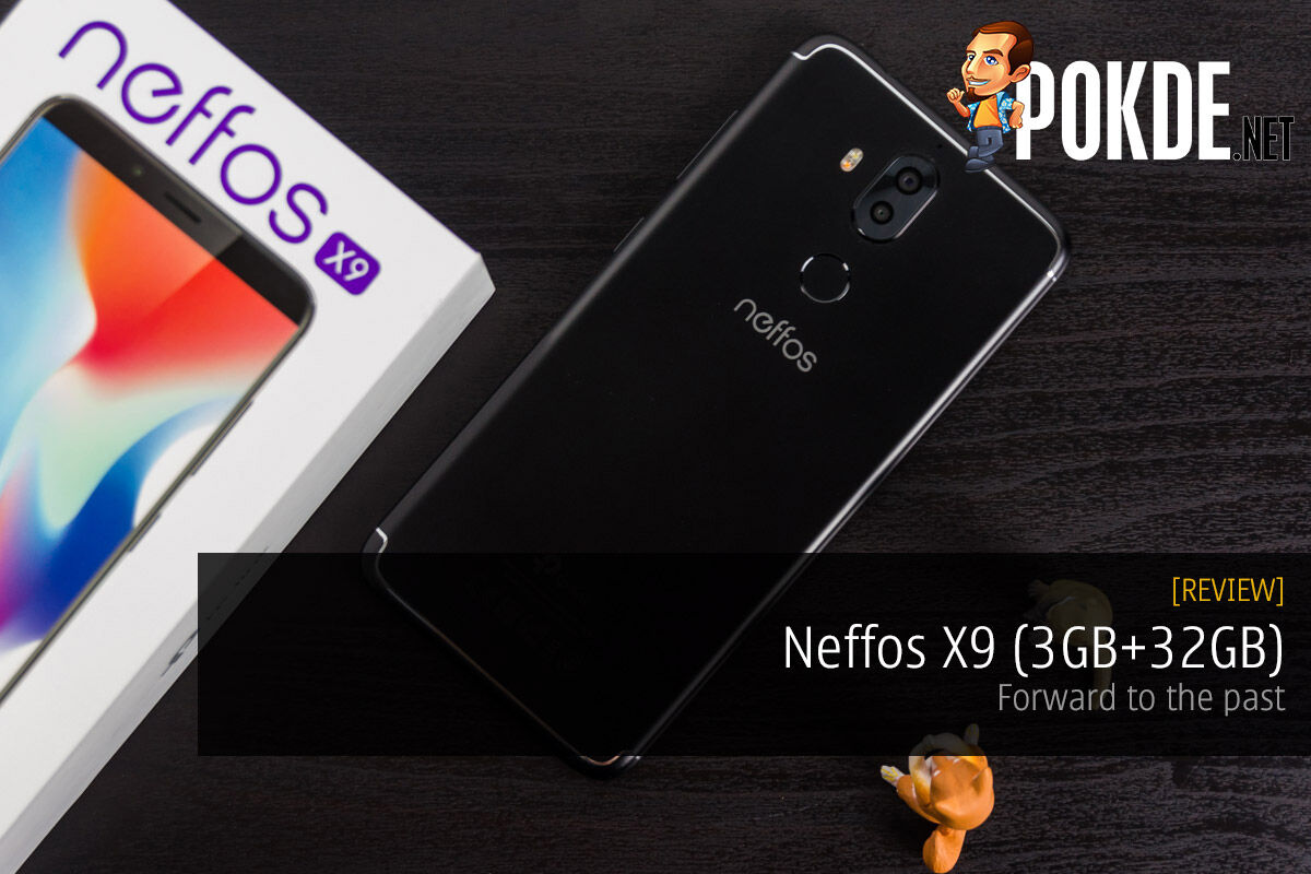 Neffos X9 review — forward to the past 21