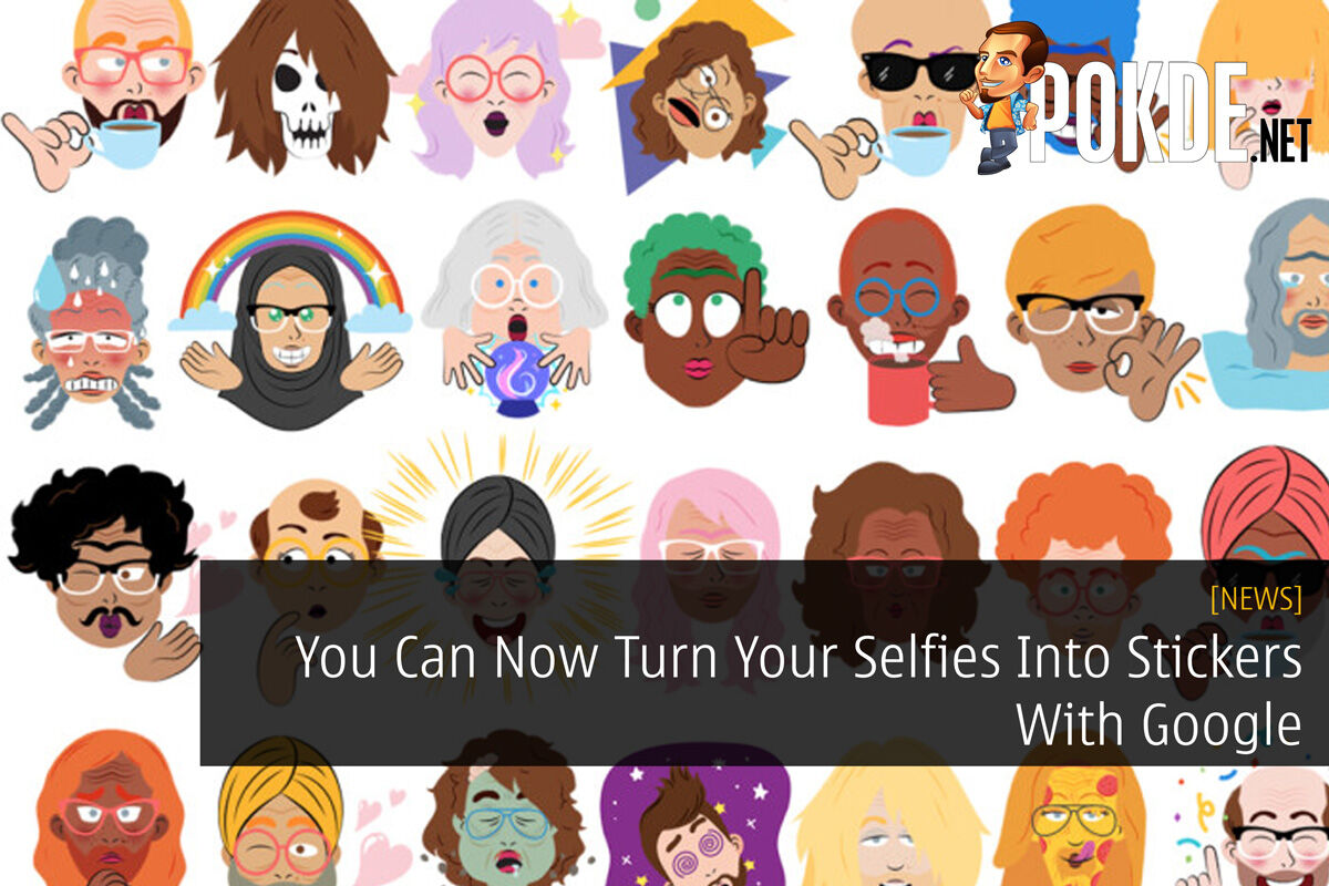 You Can Now Turn Your Selfies Into Stickers With Google 28