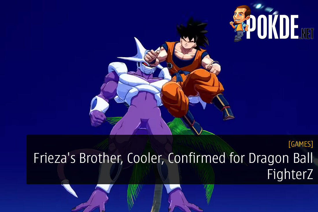 Frieza's Brother, Cooler, Confirmed for Dragon Ball FighterZ 23