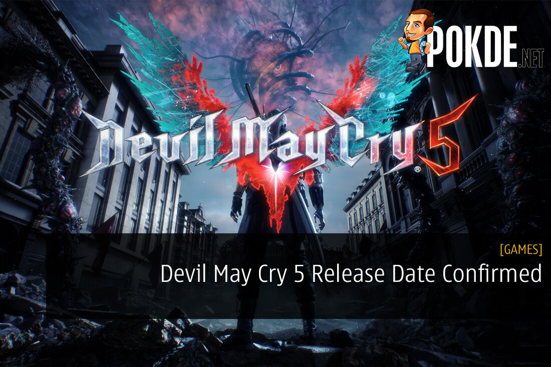 Devil May Cry 5 Release Date Confirmed