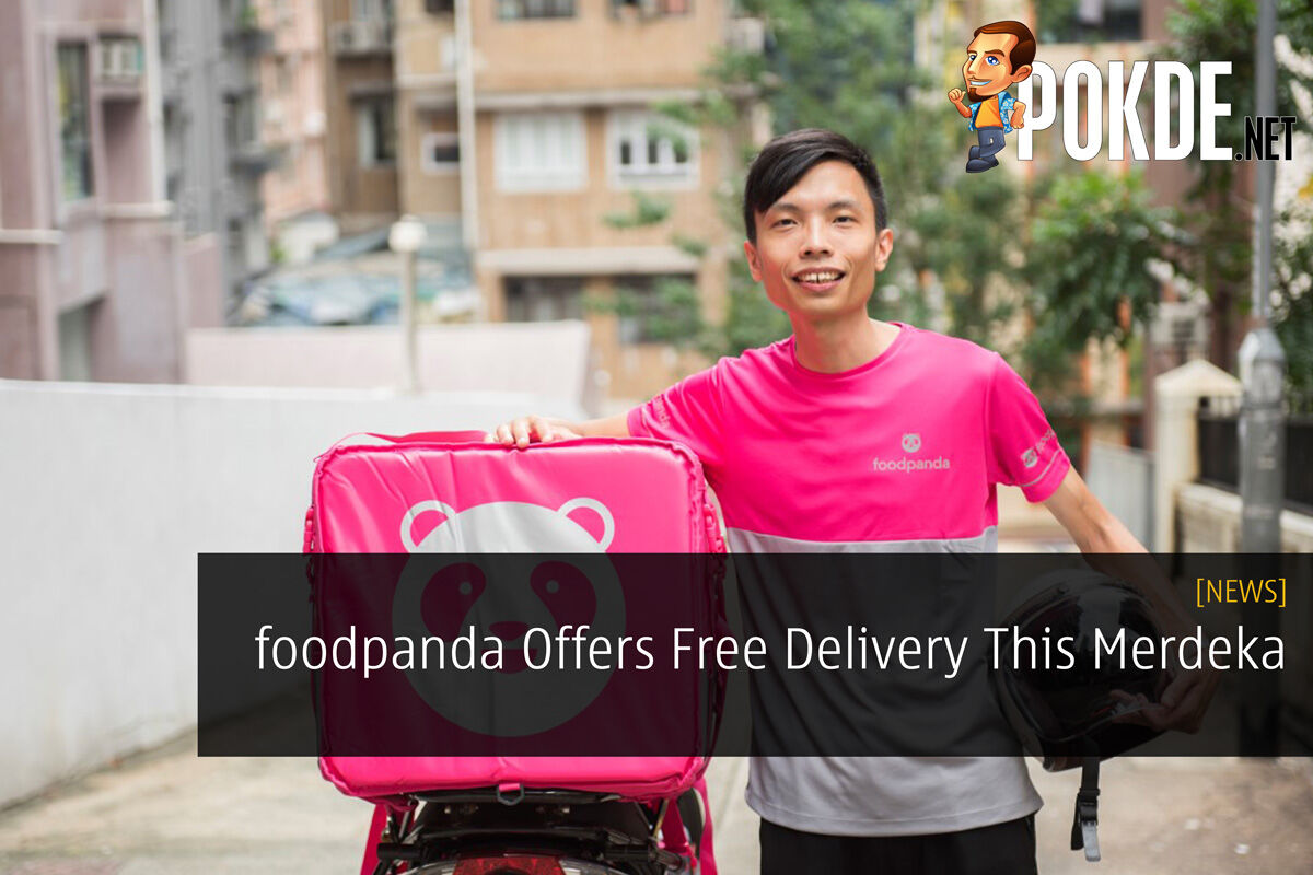 foodpanda Offers Free Delivery This Merdeka 16