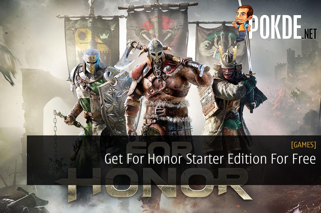 Get For Honor Starter Edition For Free