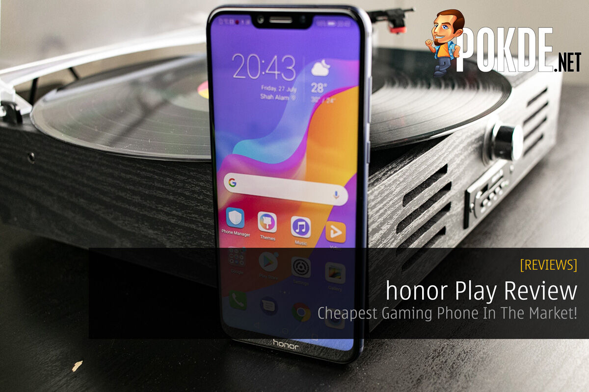 honor Play review — Cheapest Gaming Phone In The Market! 18