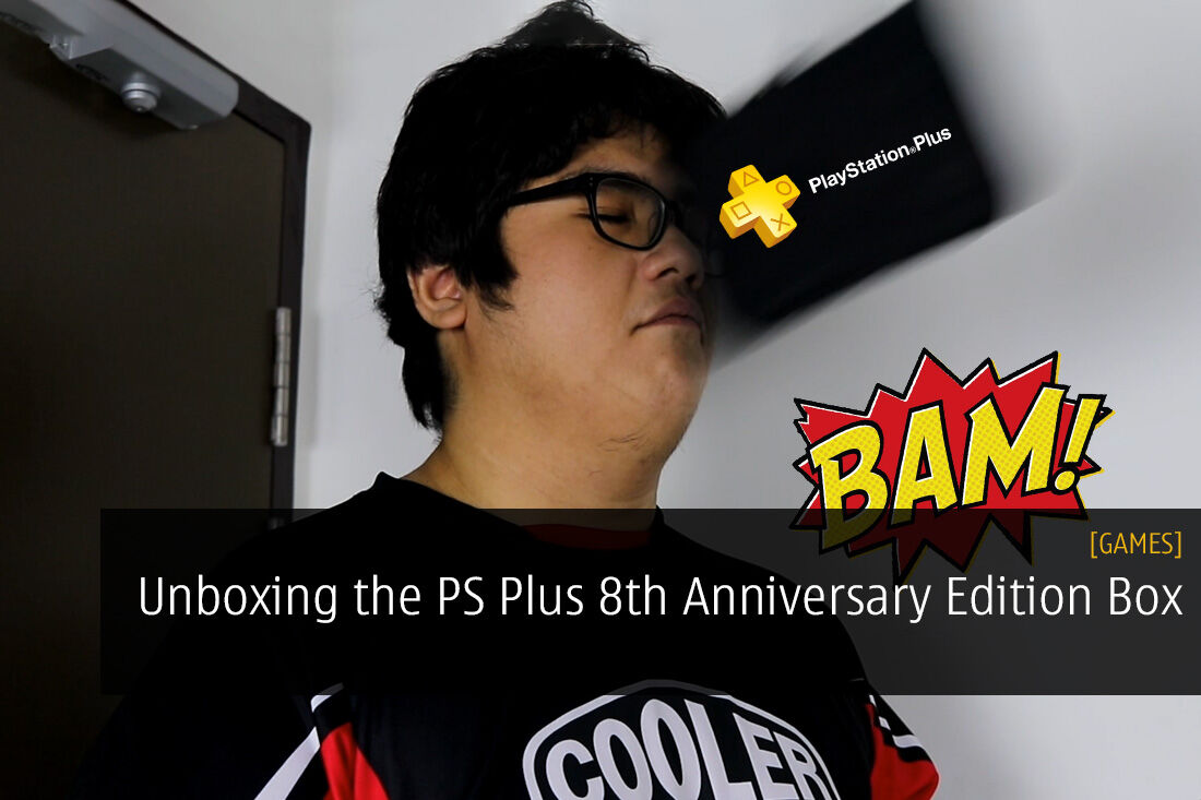 [UNBOXING] PS Plus 8th Anniversary Edition Box - Here's Why You Should Subscribe to PS Plus 20