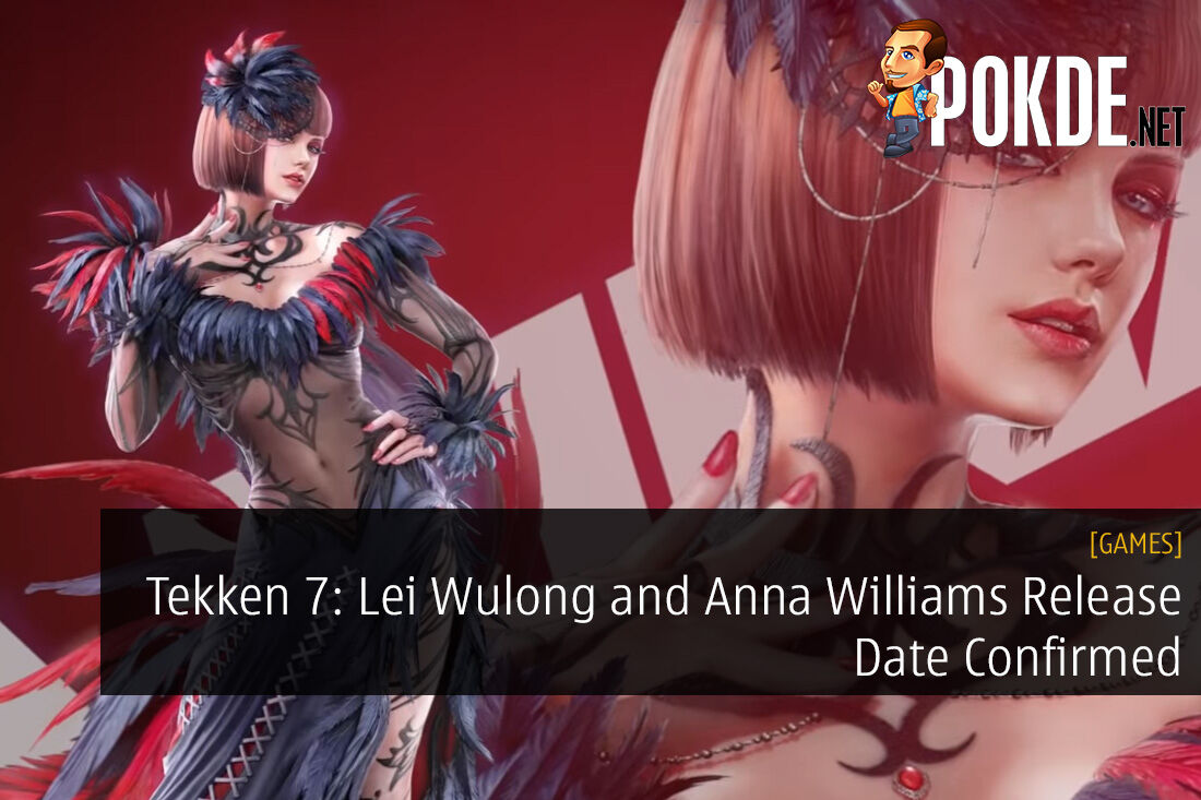 Tekken 7: Lei Wulong and Anna Williams Release Date Confirmed 61
