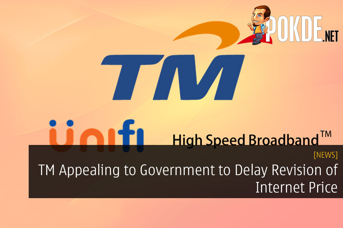 TM Appealing to Government to Delay Revision of Internet Price
