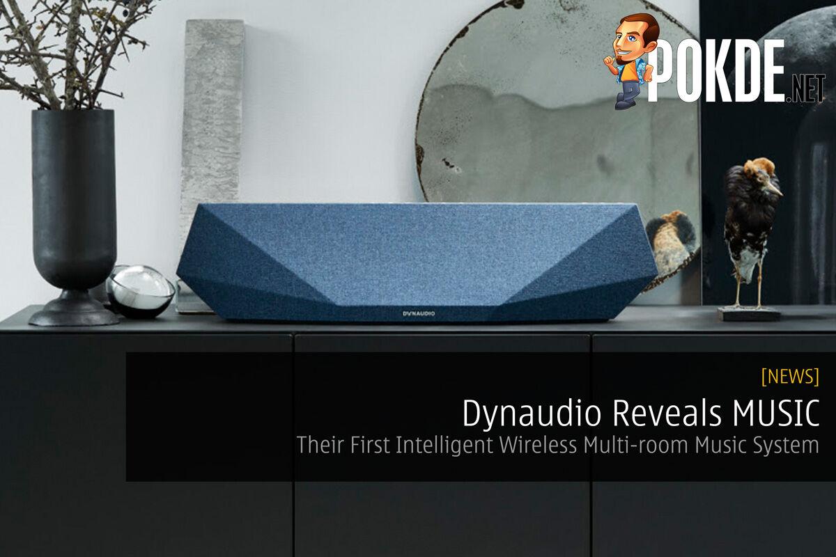Dynaudio Reveals Music — Their First Intelligent Wireless Multi-room Music System 24