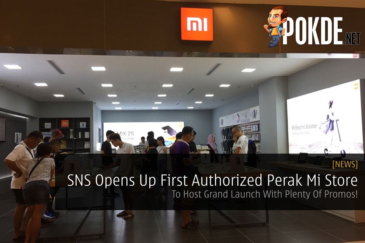 SNS Opens Up First Authorized Perak Mi Store — To Host Grand Launch With Plenty Of Promos! 26