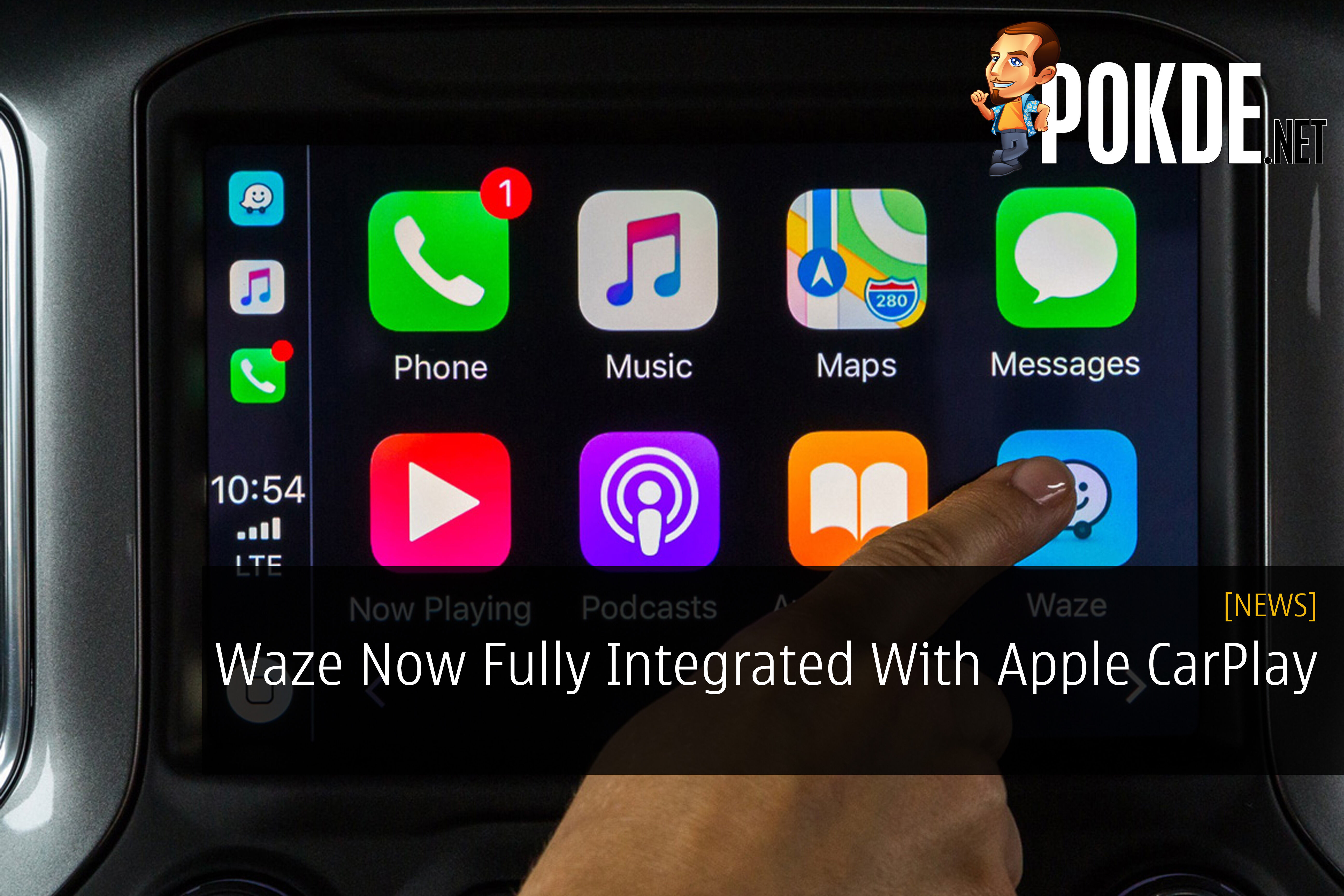 Waze Now Fully Integrated With Apple CarPlay 28