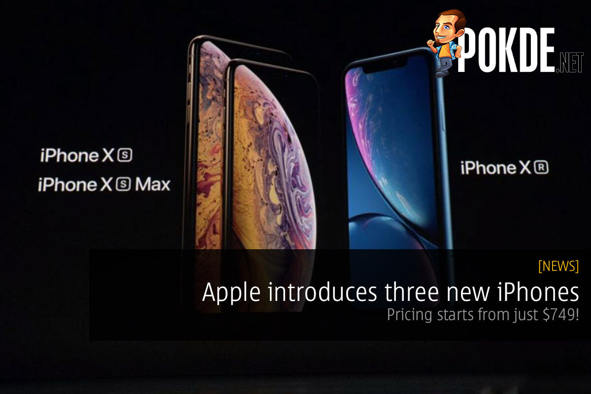 Apple introduces three new iPhones — pricing starts from just $749! 23