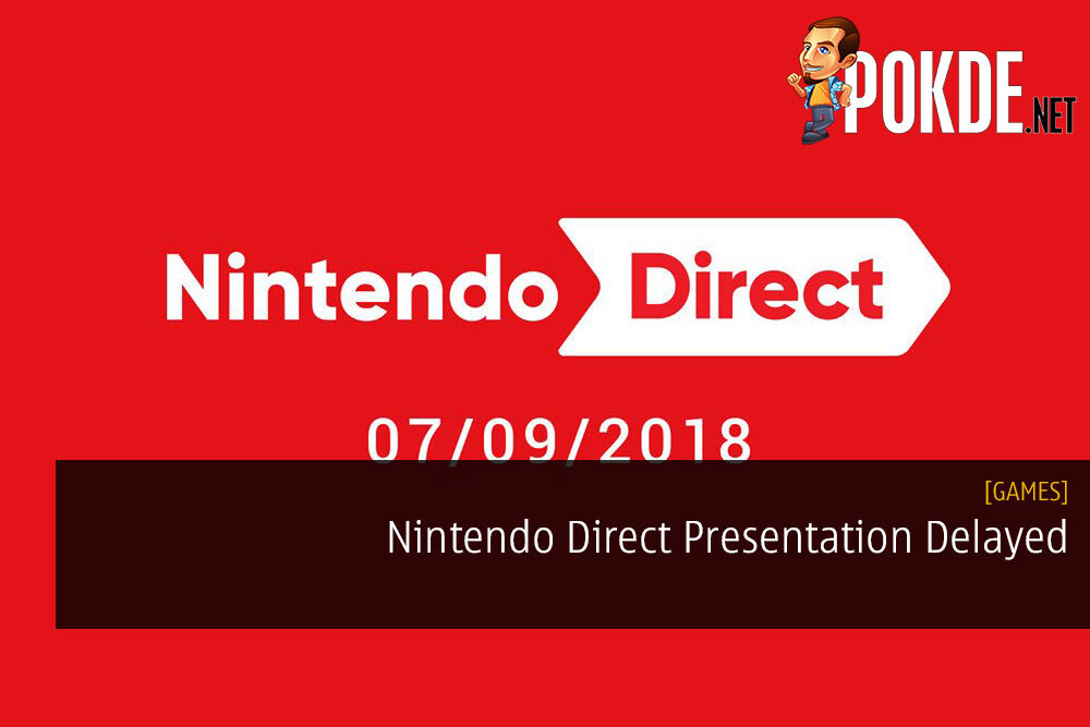 Nintendo Direct Presentation Delayed - Earthquake in Hokkaido, Japan 22