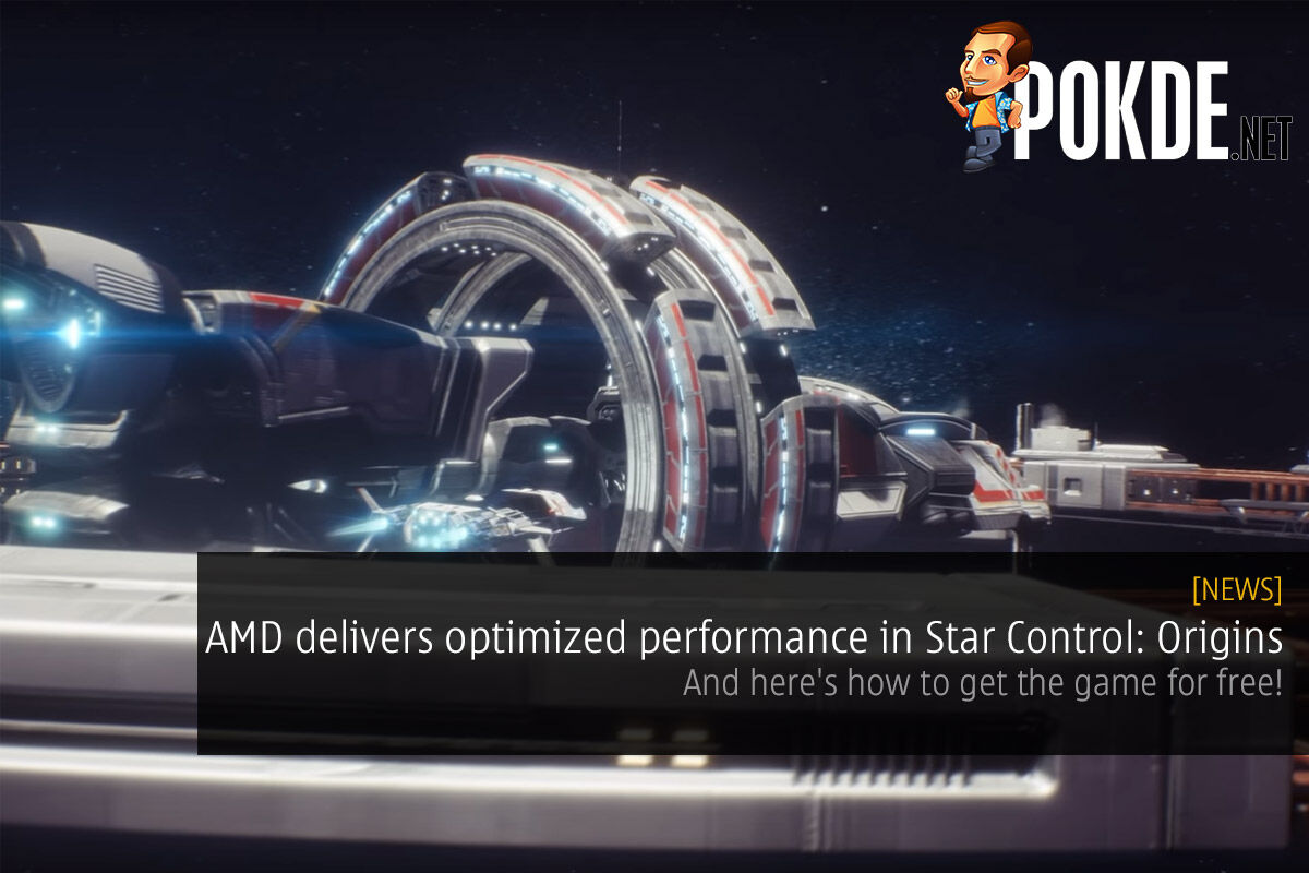 AMD delivers optimized performance in Star Control: Origins — and here's how to get the game for free! 30