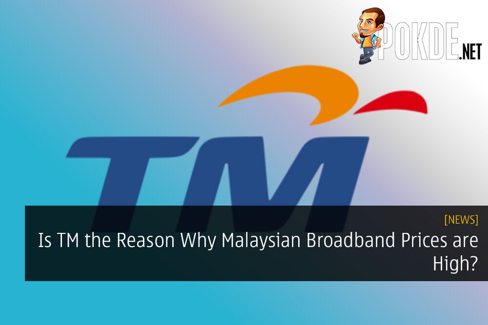 Is TM the Reason Why Malaysian Broadband Prices are High?