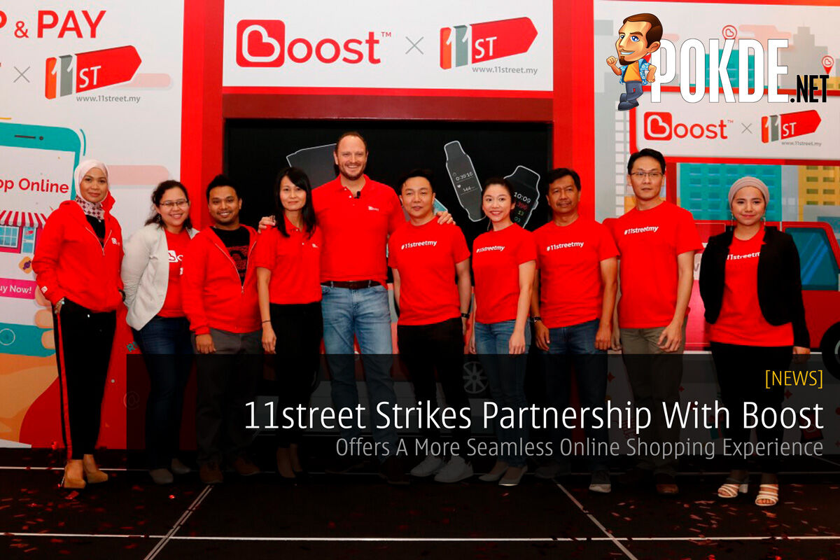 11street Strikes Partnership With Boost — Offers A More Seamless Online Shopping Experience 25