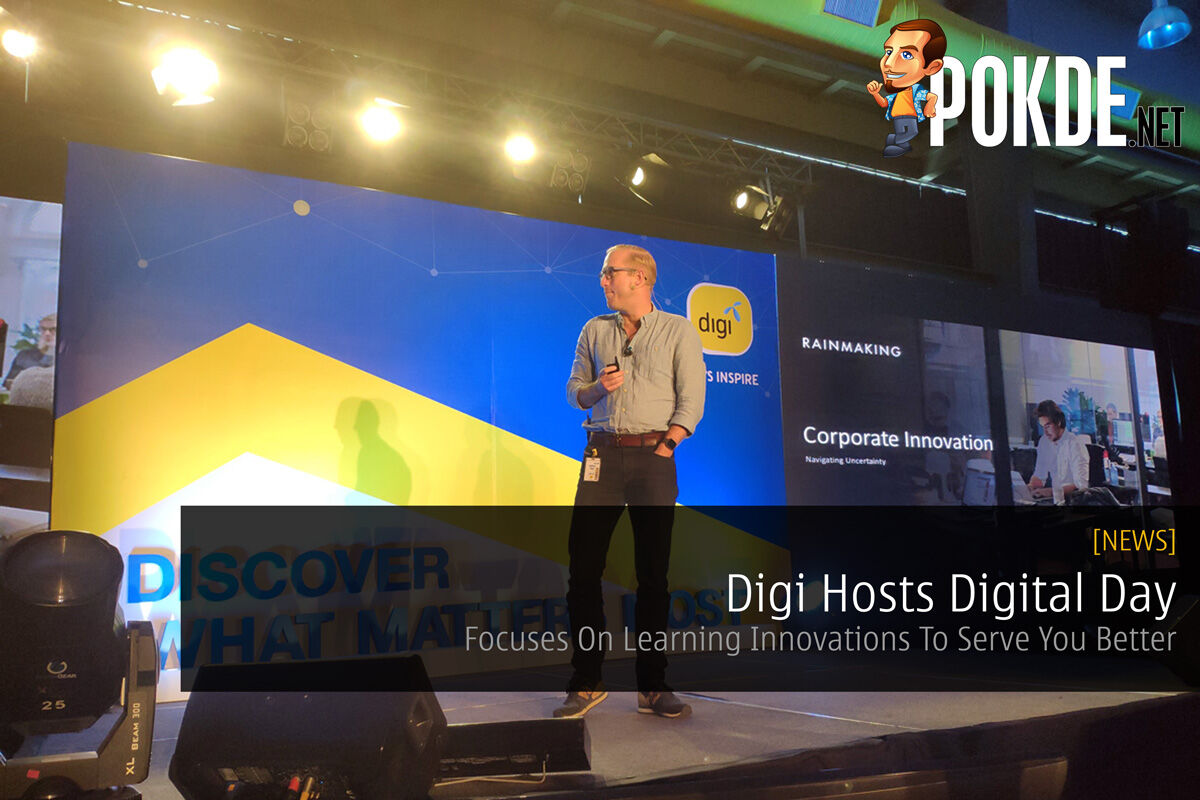 Digi Hosts Digital Day — Focuses On Learning Innovations To Serve You Better 44