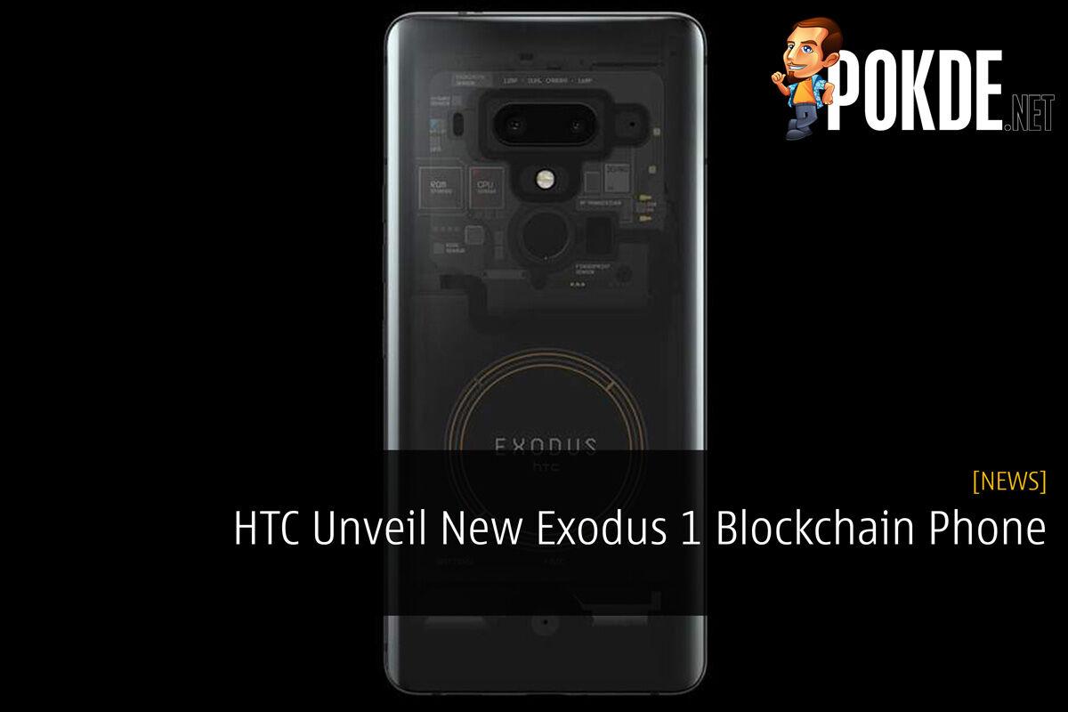 HTC Unveil New Exodus 1 Blockchain Phone 24