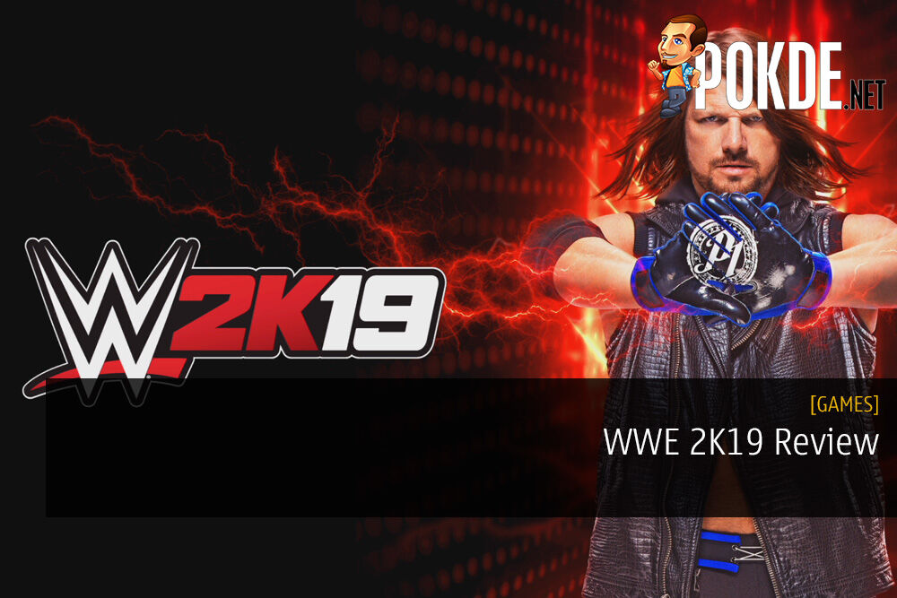 WWE 2K19 Review: Needs to Dial Down on Realism 24
