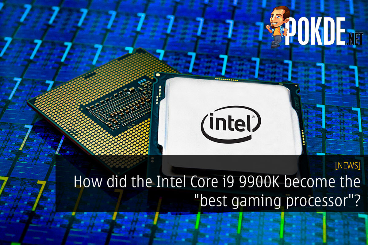 "How did the Intel Core i9 9900K become the ""best gaming processor""? By hiring a company which doesn't even know how to do benchmarks properly 28"