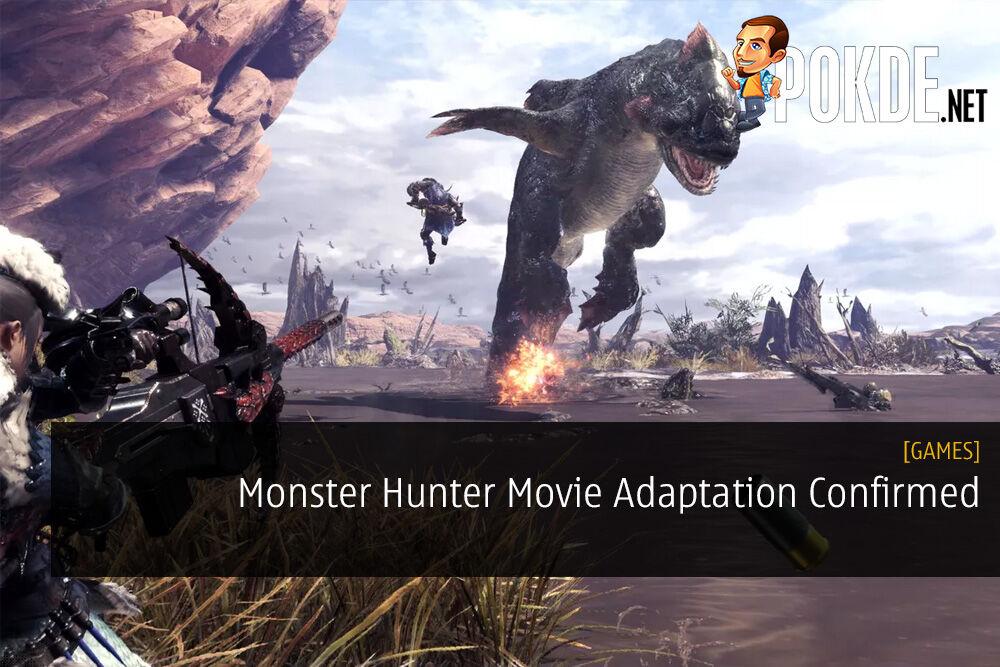 Monster Hunter Movie Adaptation Confirmed