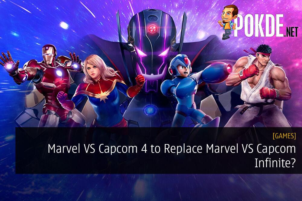 Marvel VS Capcom 4 to Replace Marvel VS Capcom Infinite?