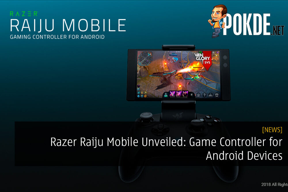 Razer Raiju Mobile Unveiled Game Controller For Android Devices Pokde Net 1 god selection 2 introduction 3 abilities 3.1 (2) raiju 3.2 (3) thunder crash 4 low health 5 items 5.1 when placing wards 5.2 when buying consumables 5.3 when buying offensive items. razer raiju mobile unveiled game