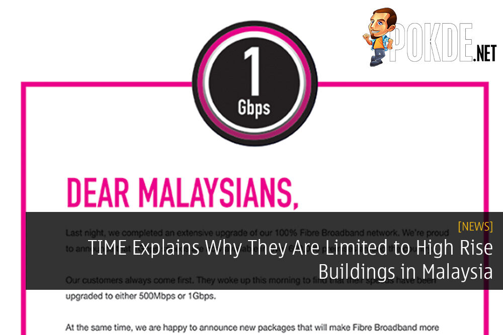 TIME Explains Why They Are Limited to High Rise Buildings in Malaysia - UPDATED with Minister's Response 16