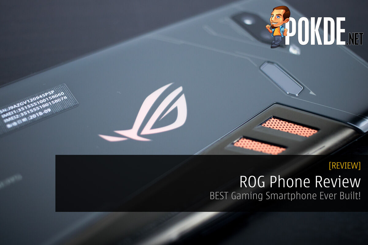 ROG Phone Review - BEST Gaming Smartphone Ever Built! 23