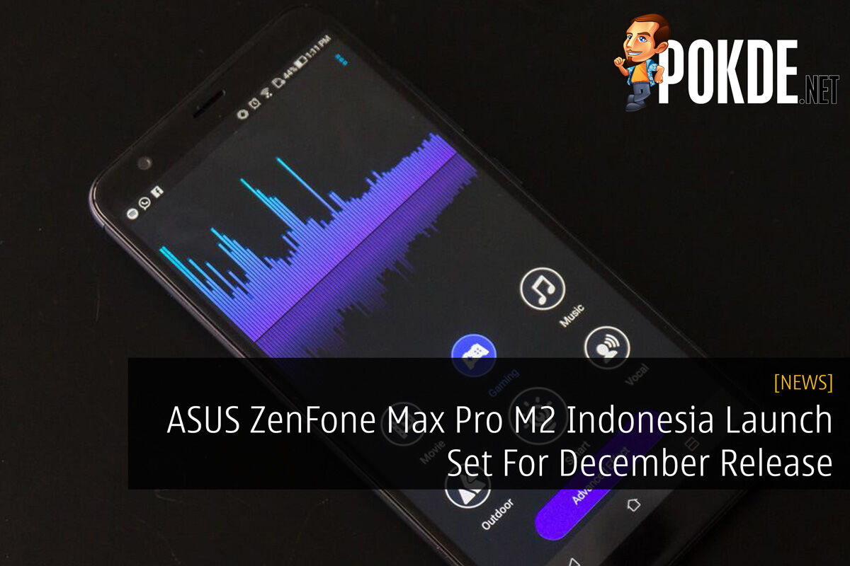 ASUS ZenFone Max Pro M2 Indonesia Launch Set For December Release 25