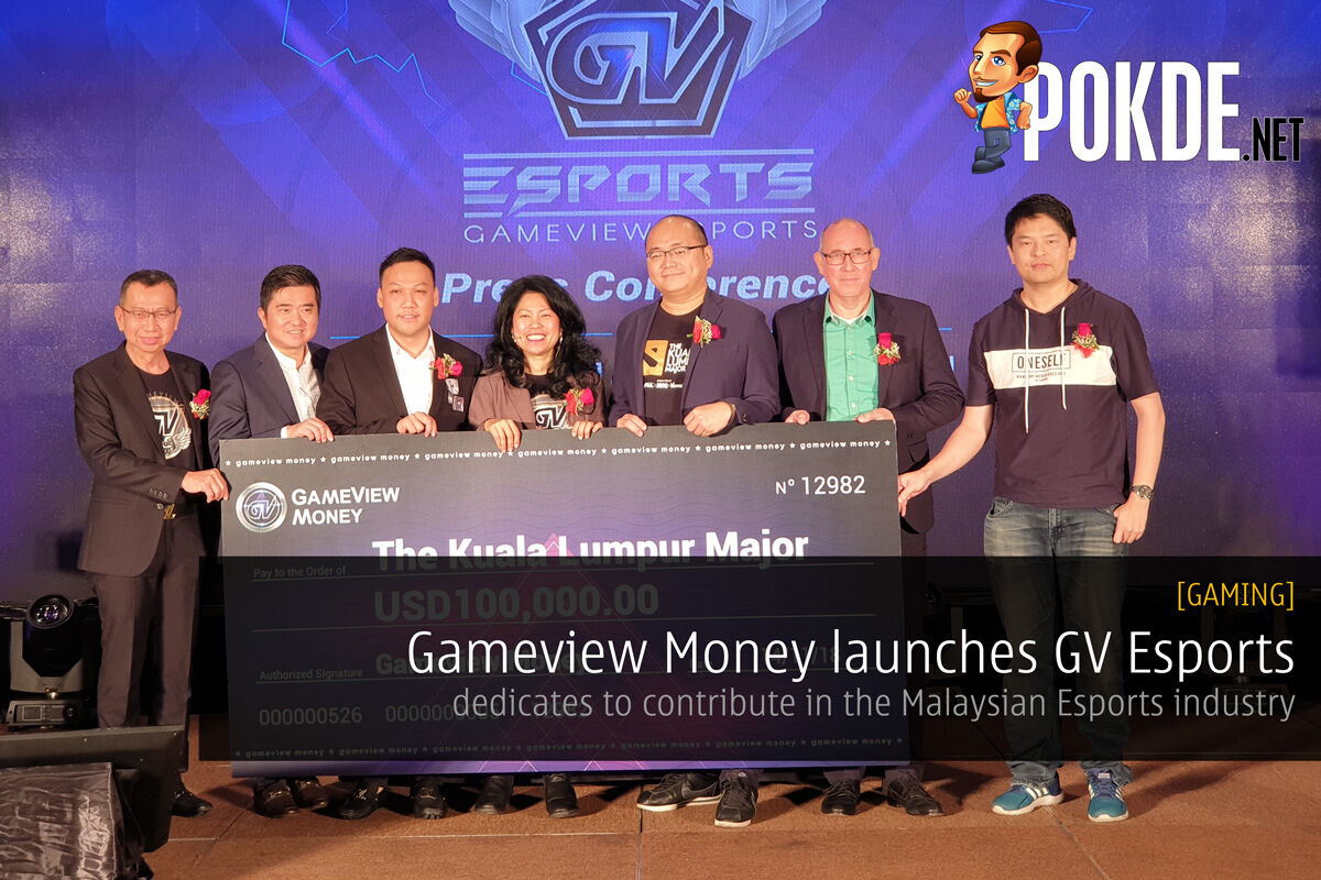 Gameview Money launches GV Esports - dedicates to contribute in the Malaysian Esports industry 21