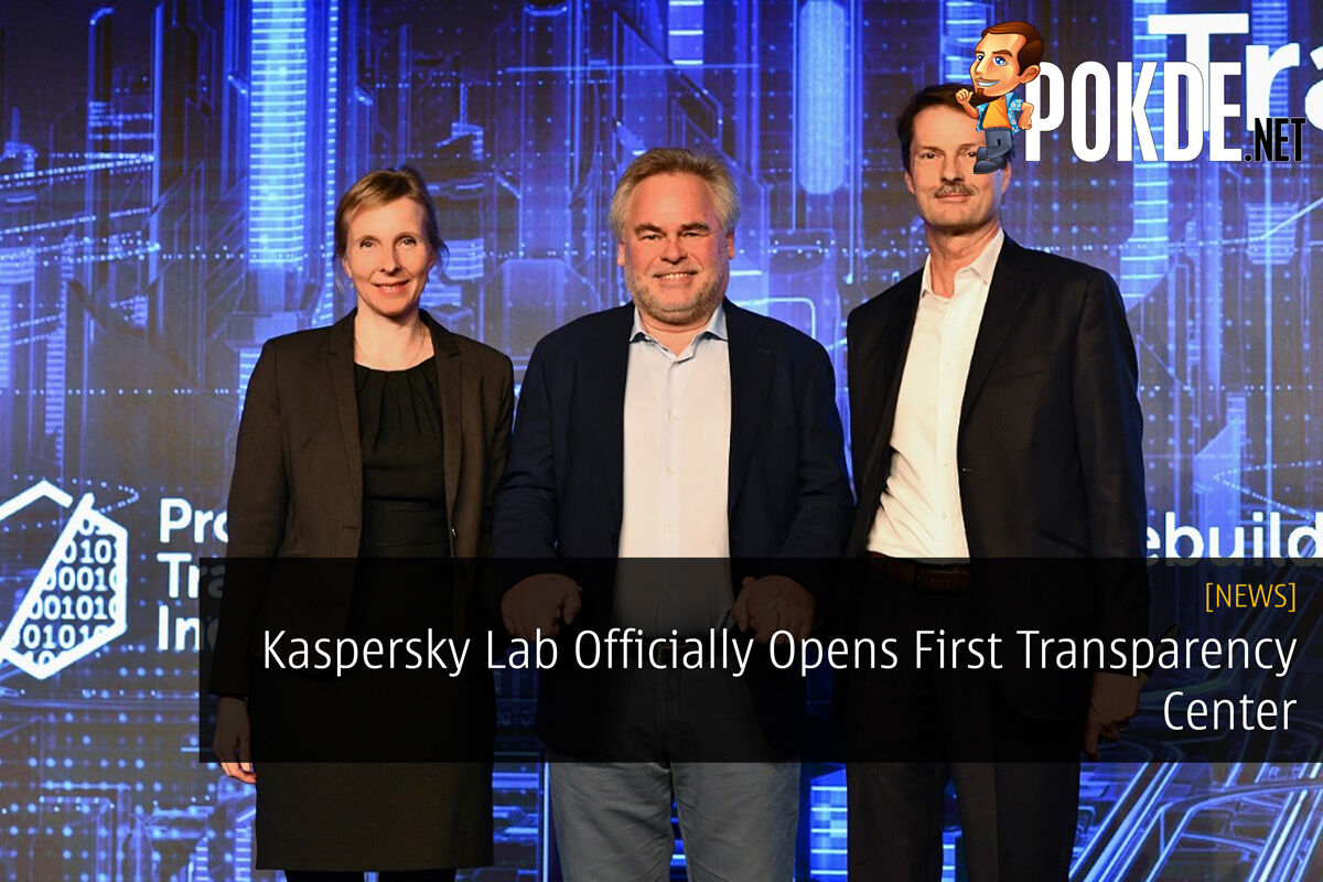 Kaspersky Lab Officially Opens First Transparency Center 23