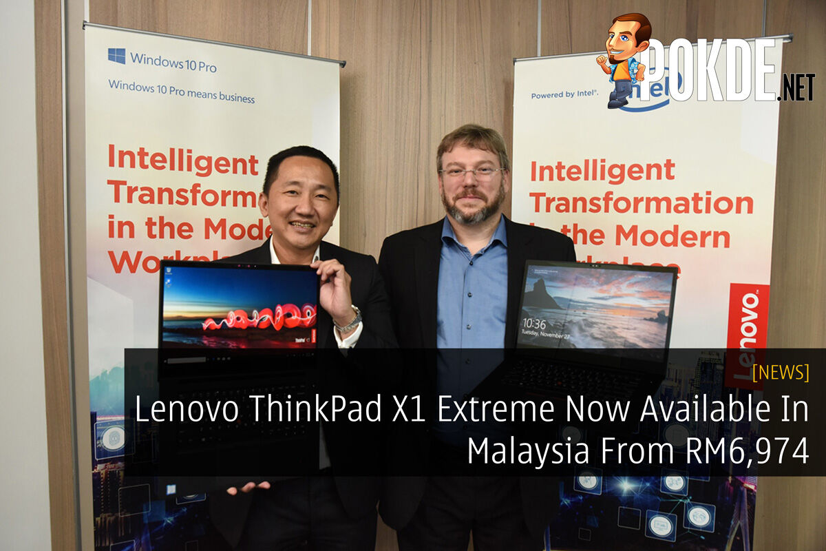 Lenovo ThinkPad X1 Extreme Now Available In Malaysia From RM6,974 33