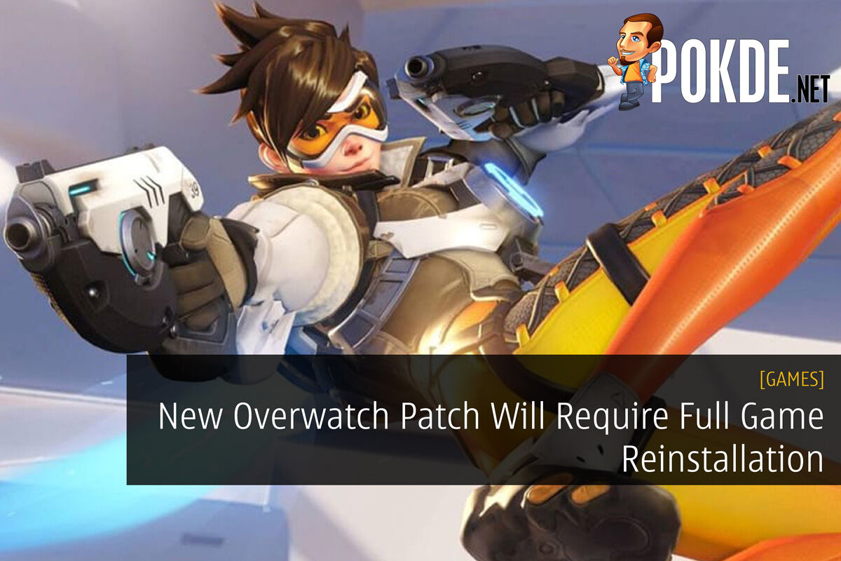 New Overwatch Patch Will Require Full Game Reinstallation 26