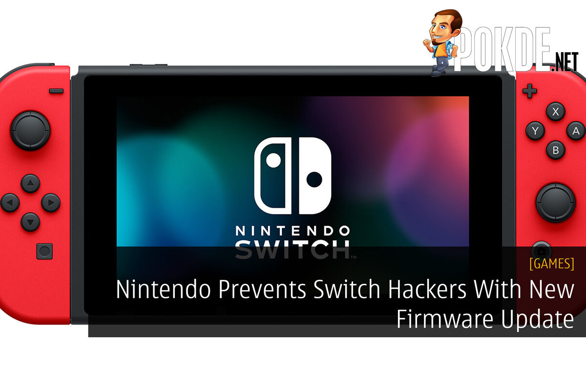Nintendo Prevents Switch Hackers With New Firmware Update 22