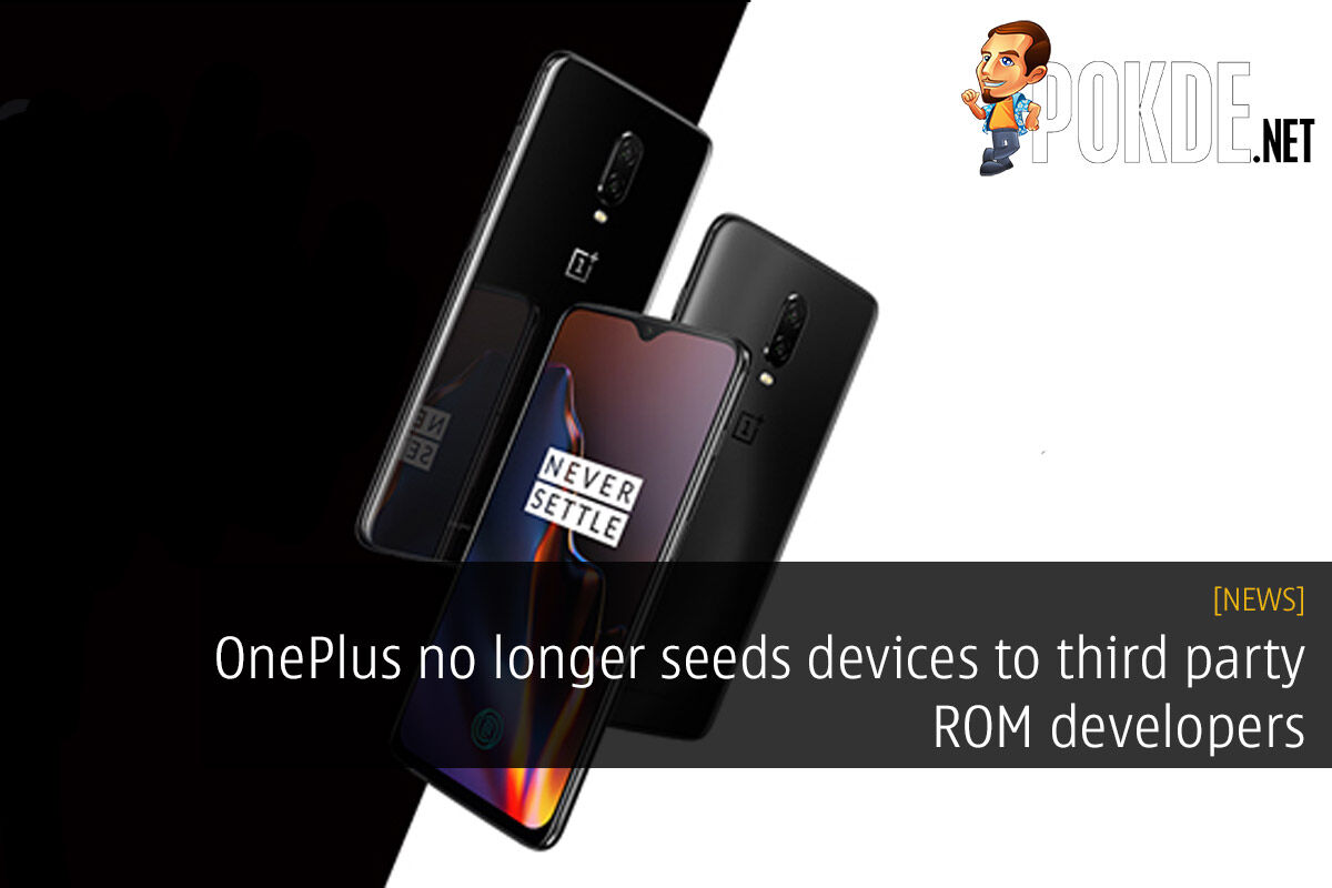 OnePlus no longer seeds devices to third party ROM developers 28