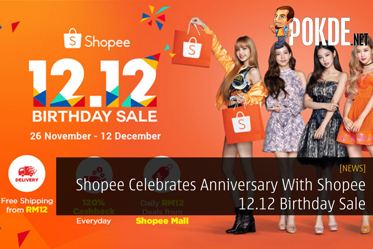 Shopee Celebrates Anniversary With Shopee 12.12 Birthday Sale 23