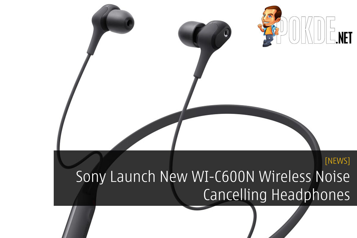 Sony Launch New WI-C600N Wireless Noise Cancelling Headphones 19