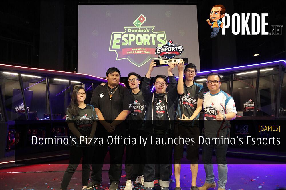 Domino's Pizza Officially Launches Domino's Esports