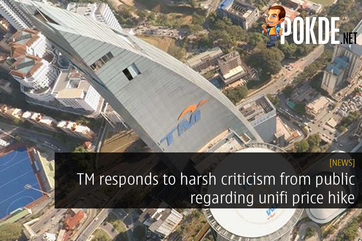 TM responds to harsh criticism from public regarding unifi price hike 23