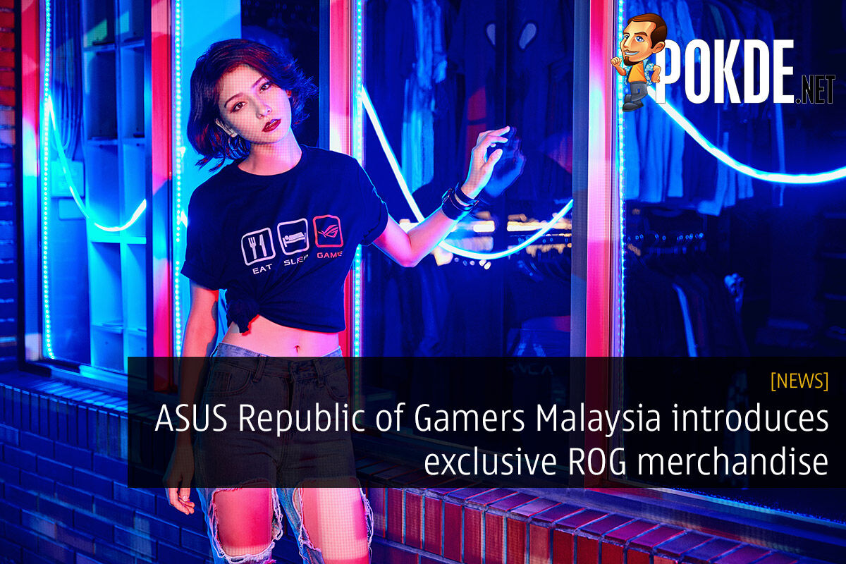 ASUS Republic of Gamers Malaysia introduces exclusive ROG merchandise lineup 26