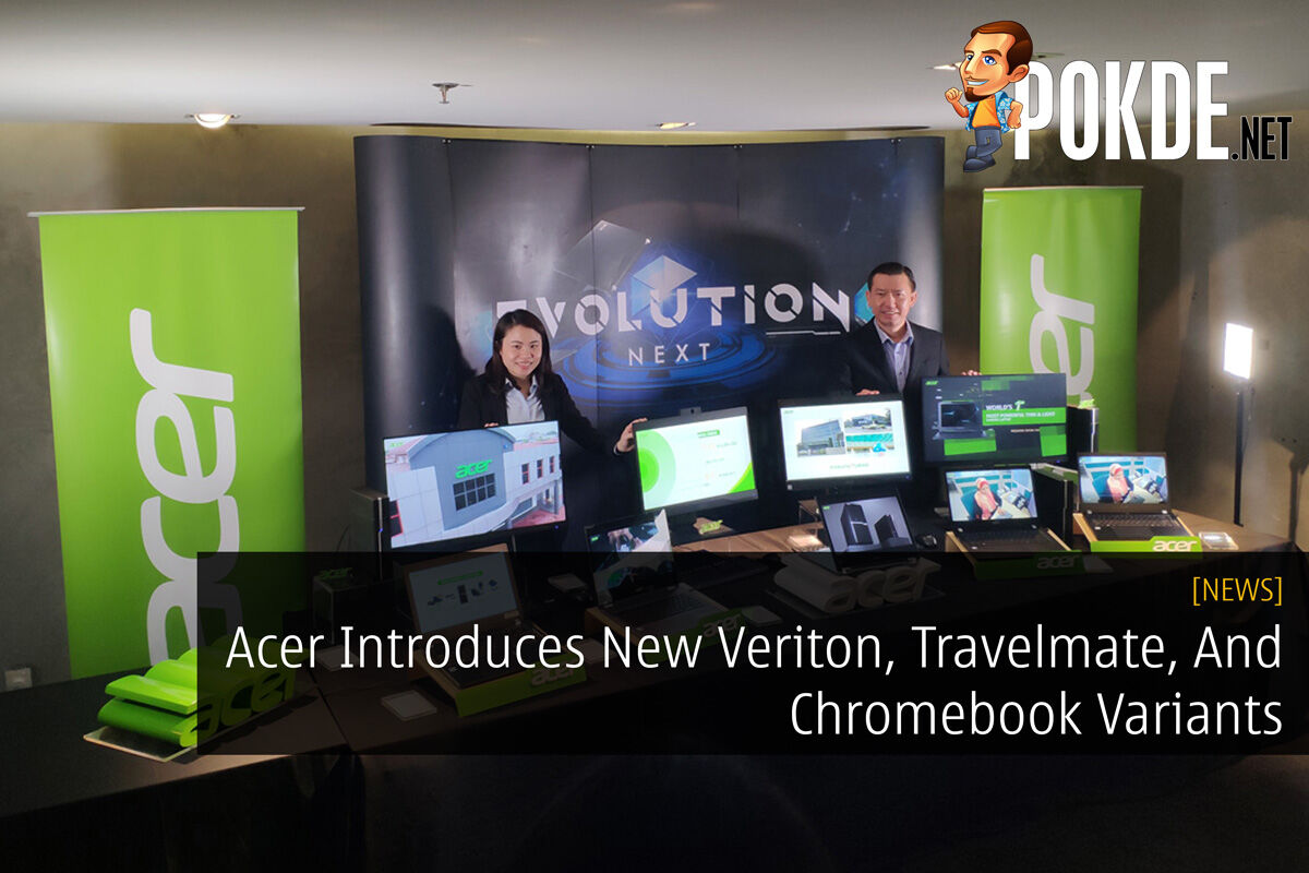 Acer Introduces New Veriton, Travelmate, And Chromebook Variants 20
