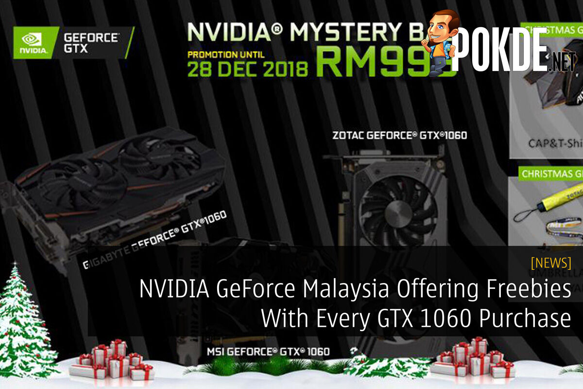 NVIDIA GeForce Malaysia Offering Freebies With Every GTX 1060 Purchase 23