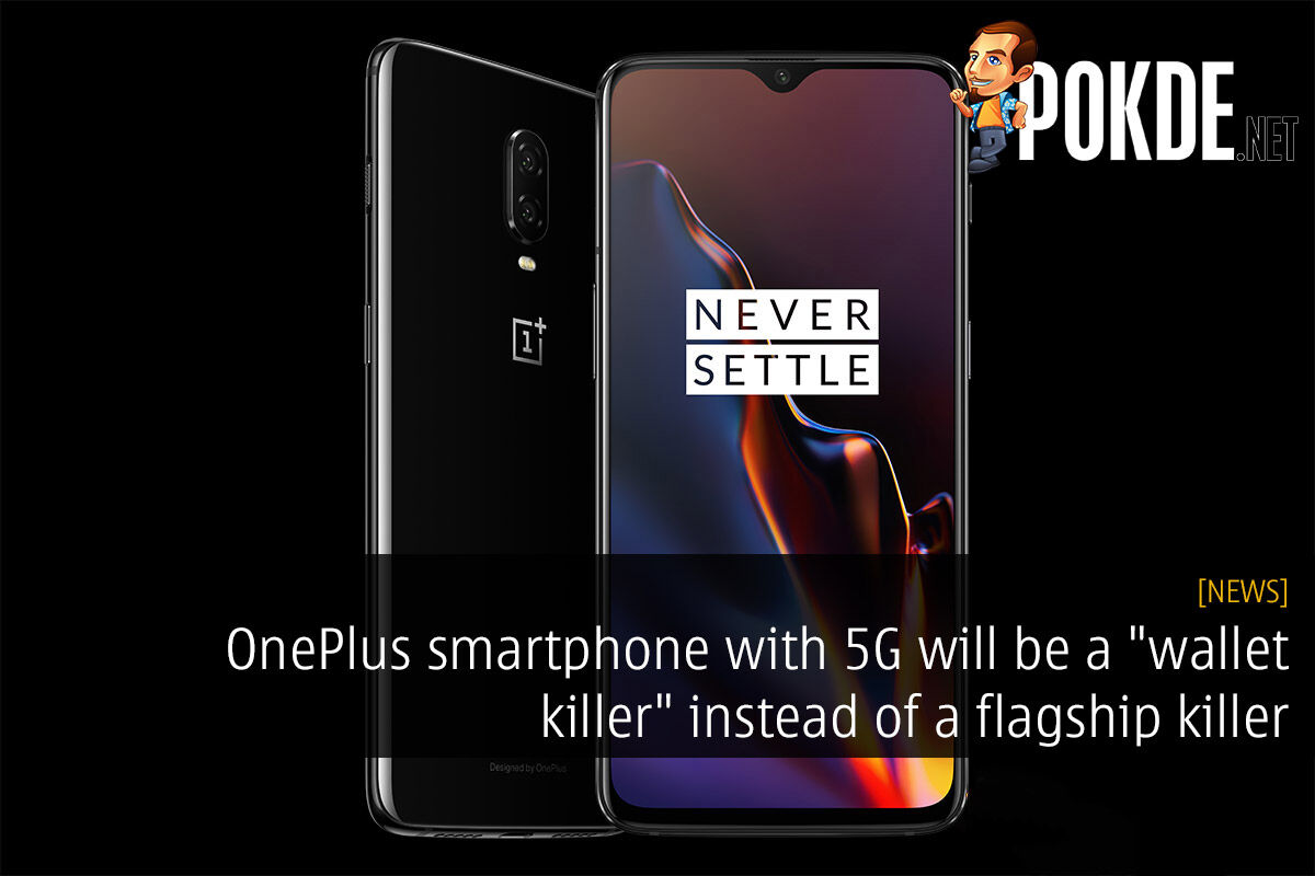 """OnePlus smartphone with 5G will be a """"wallet killer"""" instead of a flagship killer 26"""