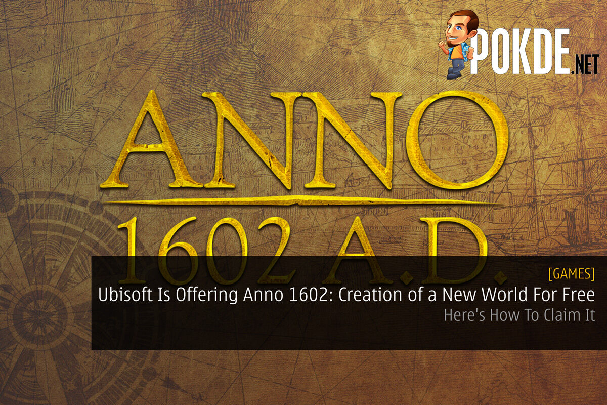 Ubisoft Is Offering Anno 1602: Creation of a New World For Free — Here's How To Claim It 29
