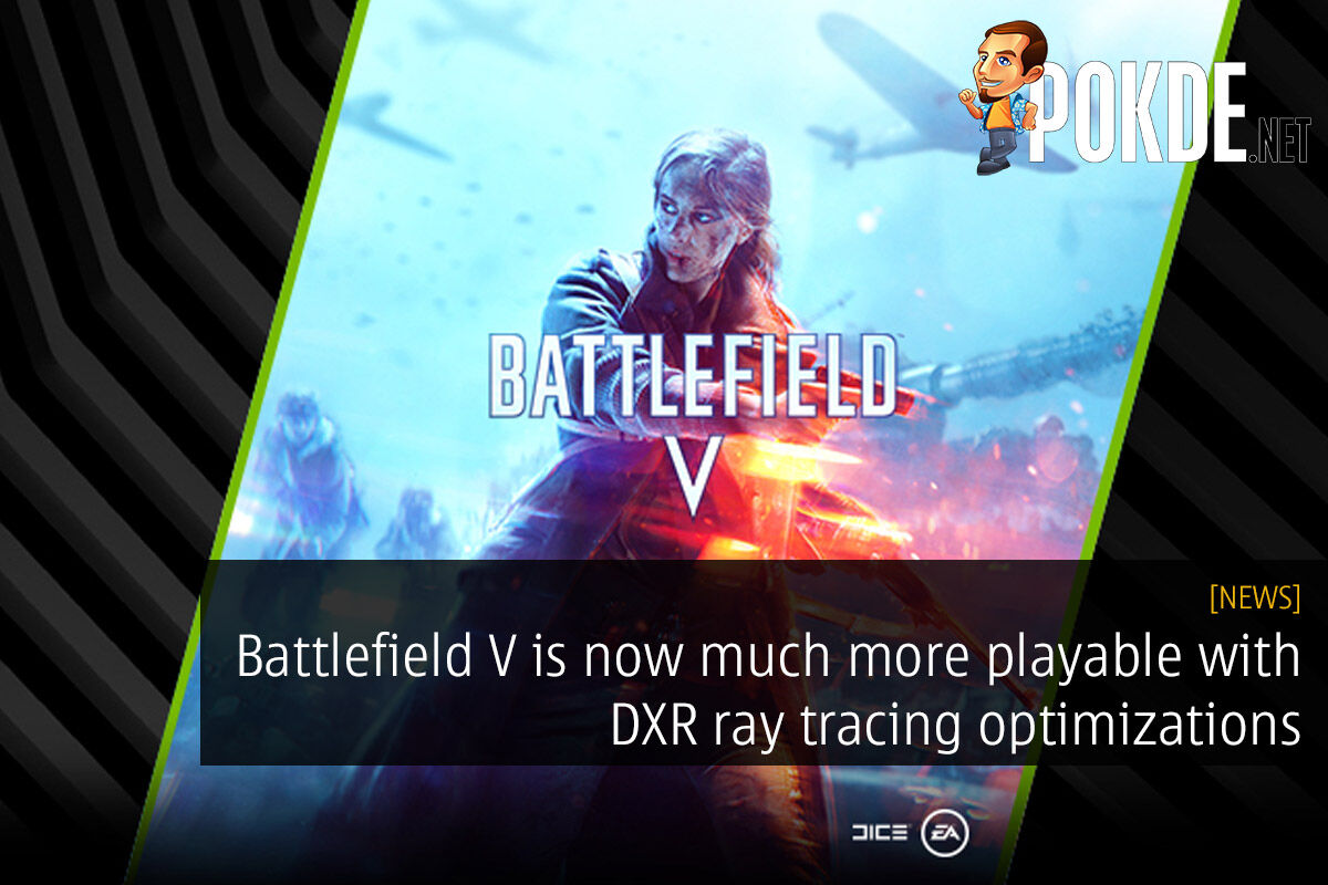 Battlefield V is now much more playable with DXR ray tracing optimizations 33