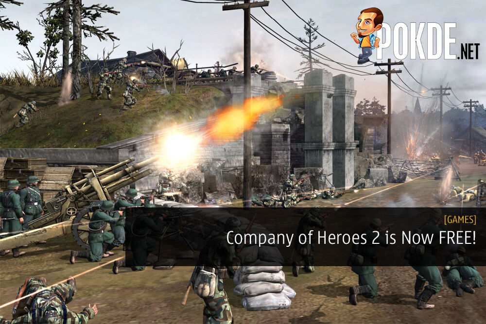Company of Heroes 2 is Now FREE - Here's How to Claim The Game 19