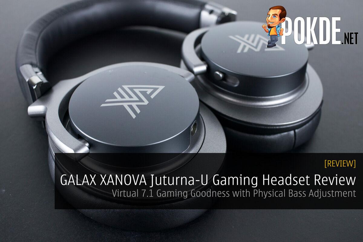 GALAX XANOVA Juturna-U Gaming Headset Review - Virtual 7.1 Gaming Goodness with Physical Bass Adjustment 41