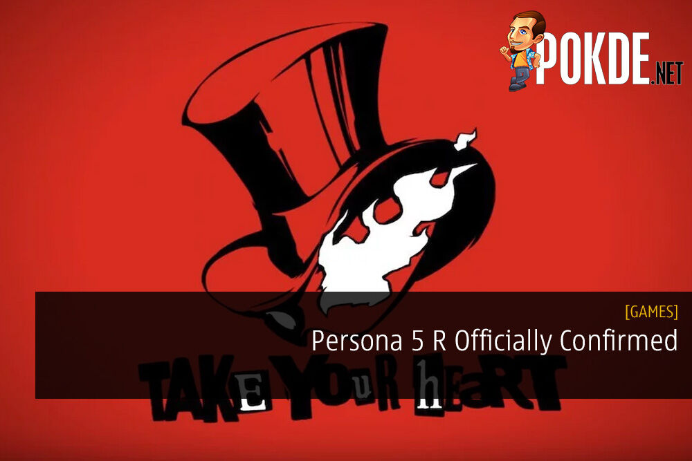 Persona 5 R Officially Confirmed - Nintendo Switch Version Yet to Be Seen 22