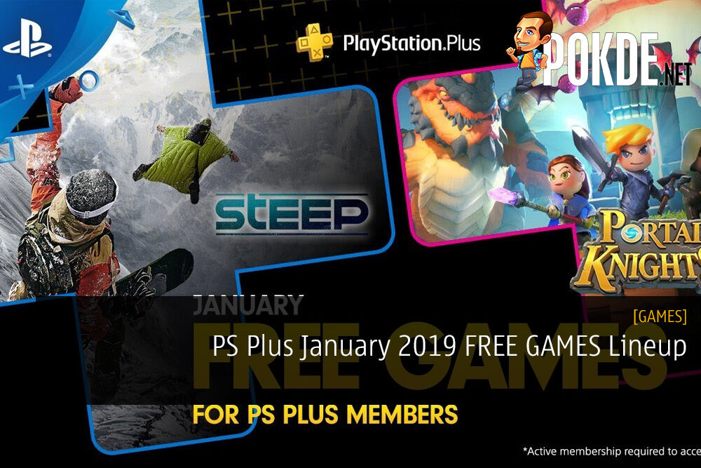 PS Plus January 2019 FREE GAMES Lineup - Kicking Off the New Year 20