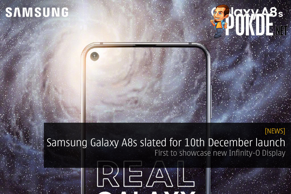 Samsung Galaxy A8s slated for 10th December launch — first to showcase new Infinity-O Display 29
